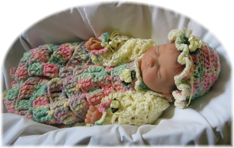 Buntings & Layettes - Crochet Patterns By Jeannine